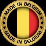 Masque en tissu fabriqué à Bruxelles
